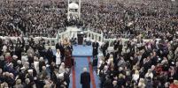 Как Дональд Трамп давал клятву Америке: инаугурация в фотографиях