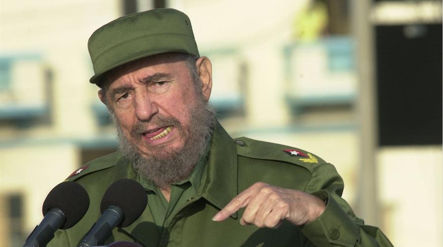 В Москве появится площадь Фиделя Кастро. Фото Getty