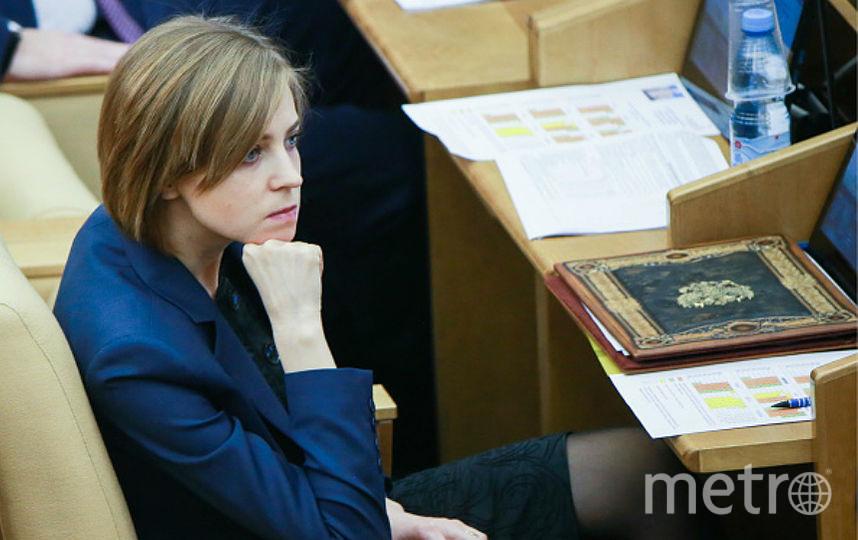 Наталья Поклонская. Архив. Фото Getty