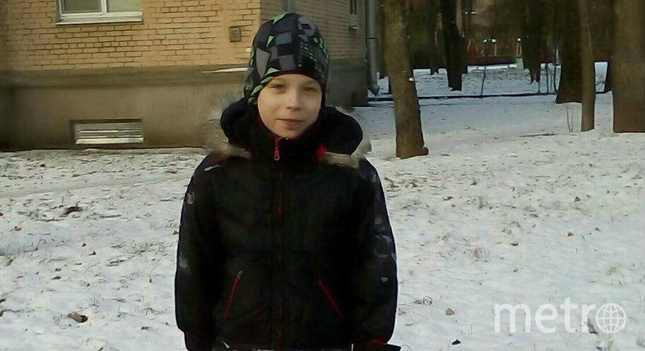 На фото - пропавший Евгений. Фото vk.com/spb_today