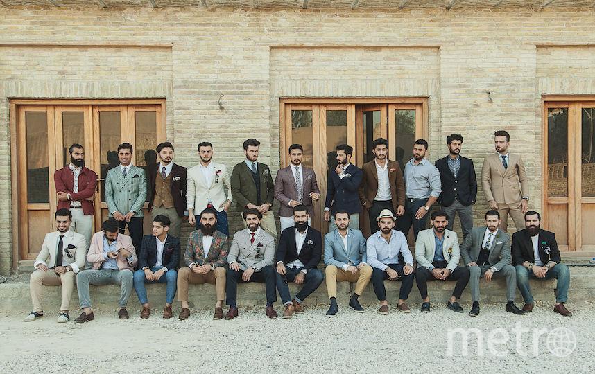 Первый в Ираке клуб модников. Фото Мистер Эрбиль