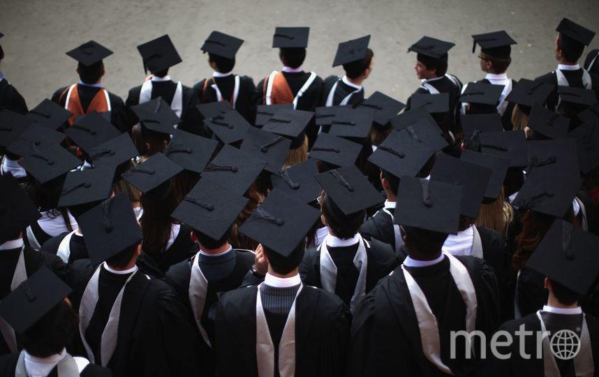 Петербург назван городом с самым доступным высшим образованием. Фото Getty