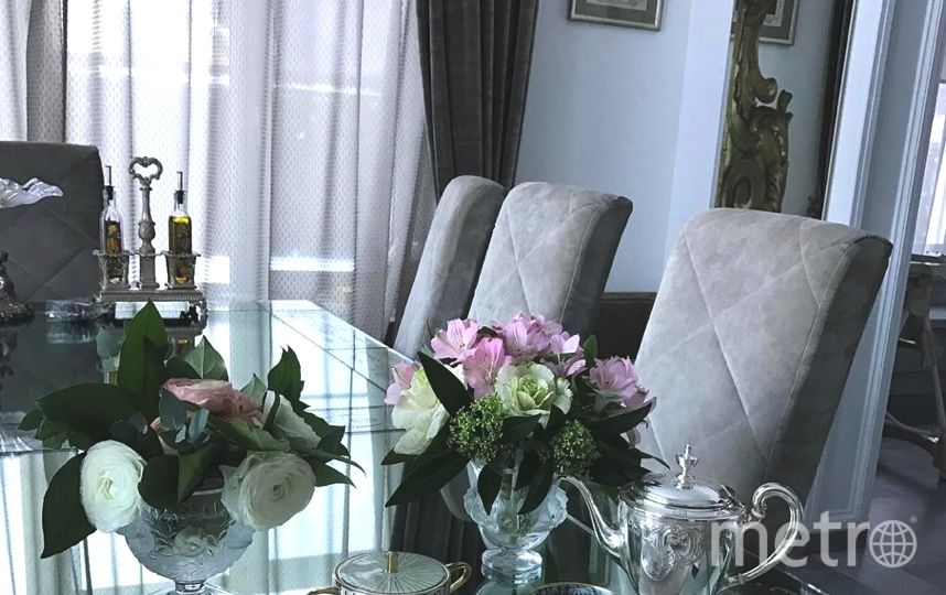 Дом Яны Рудковской.