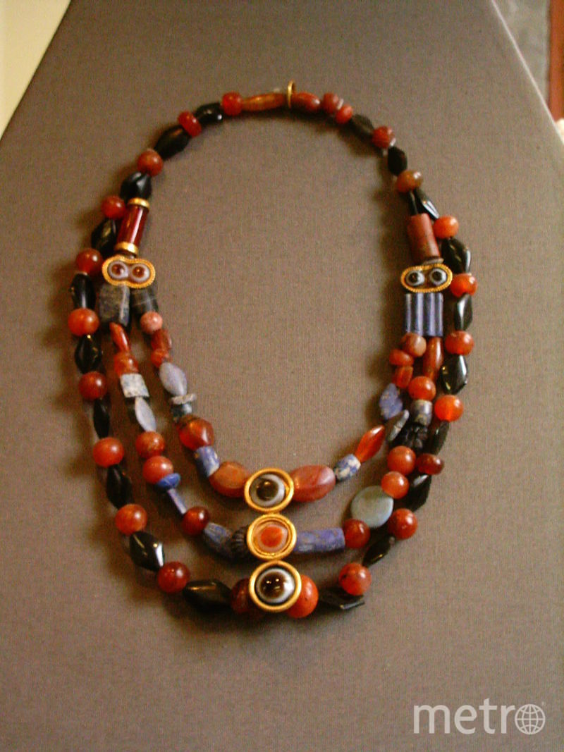 Ожерелье намисто. Фото Wikipedia/Lusitana