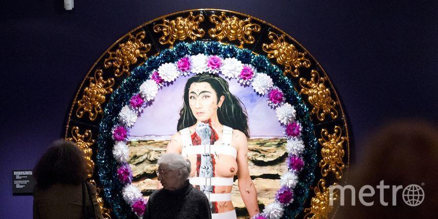 Выставка японского художника вМузее имени Пушкина представит неменее 80 работ