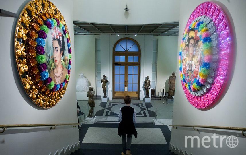 """Фриде художник посвятил сразу несколько работ. Фото Василий Кузьмичёнок, """"Metro"""""""