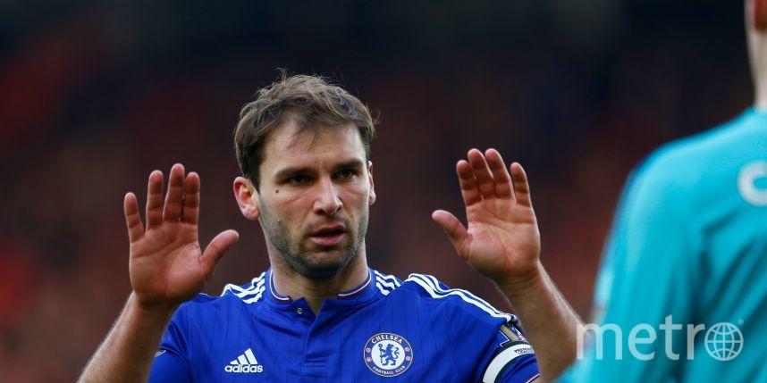 Sky Sports: Бранислав Иванович перейдет в«Зенит» вближайшие 24 часа