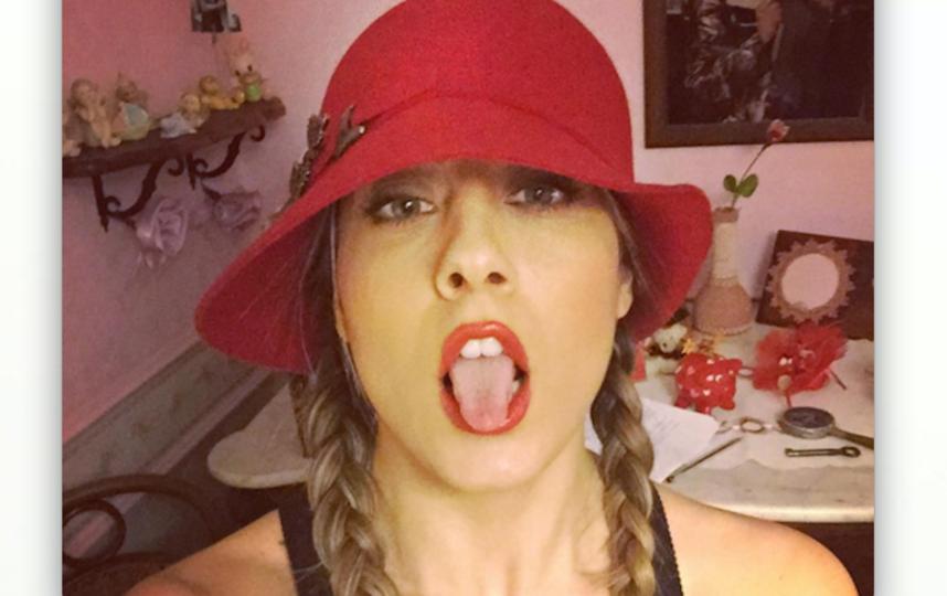 Паола Саулино. Фото Instagram: @insta_paolina