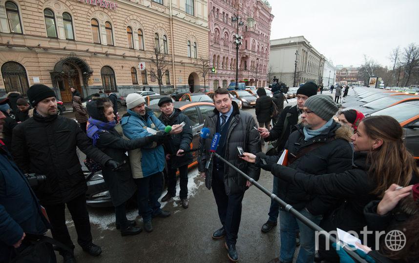 """Каршеринг запускают в Петербурге. Фото Святослав Акимов, """"Metro"""""""