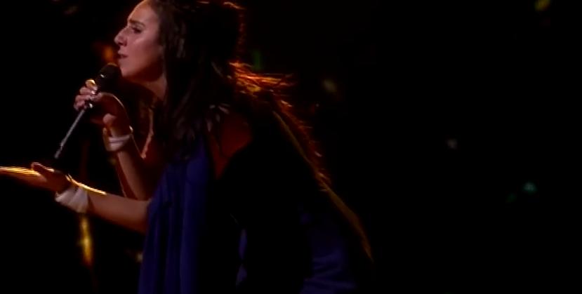 """Победтительницей """"Евровидения-2016"""" стала исполнительница Джамала. Фото Скриншот Youtube.com"""