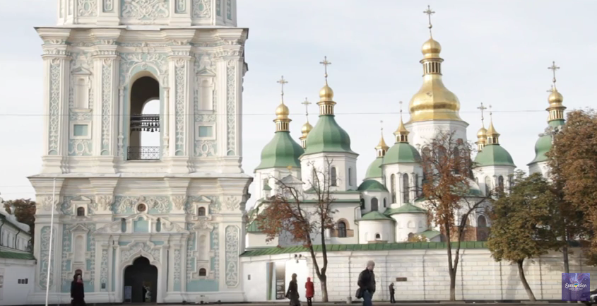 """Победительницей """"Евровидения-2016"""" стала исполнительница из Украины Джамала. Фото Скриншот Youtube.com"""