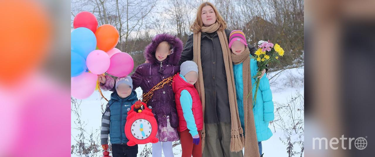 1 февраля Зеленоградский окружной суд рассмотрит заявление Светланы  Дель о незаконном изъятии детей из семьи. Фото instagram Светланы Дель