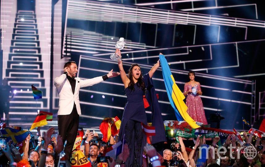 """""""Евровидение-2016"""". Фото Getty"""