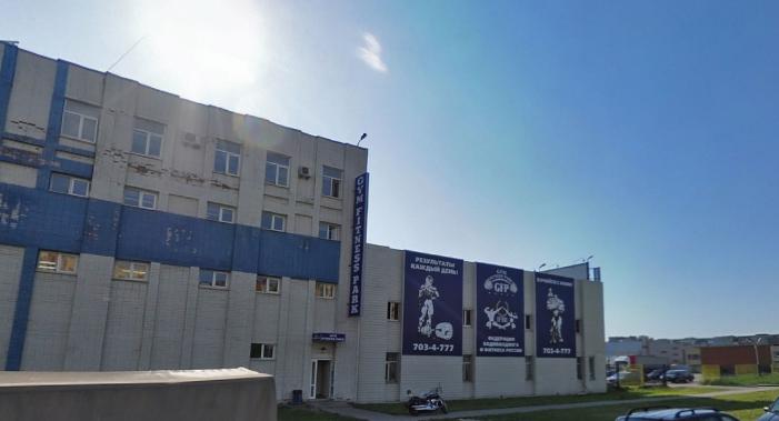 Ребёнок травмировался в Невском районе Петербурга. Фото Яндек.Карты