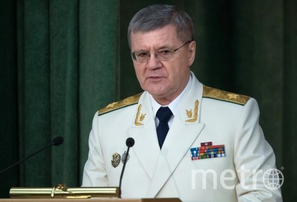 Генпрокурор России Юрий Чайка. Фото РИА Новости