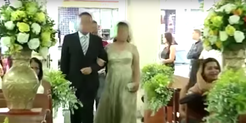 ВБразилии мужчина измести расстрелял гостей прямо насвадьбе