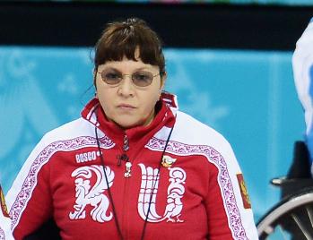 Светлана Пахомова. Фото Getty