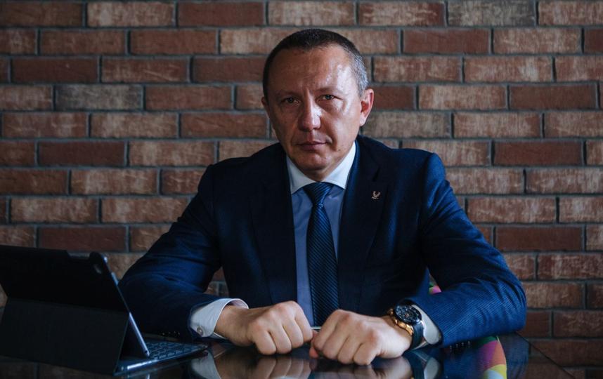 Александр Шлычков. Фото Getty
