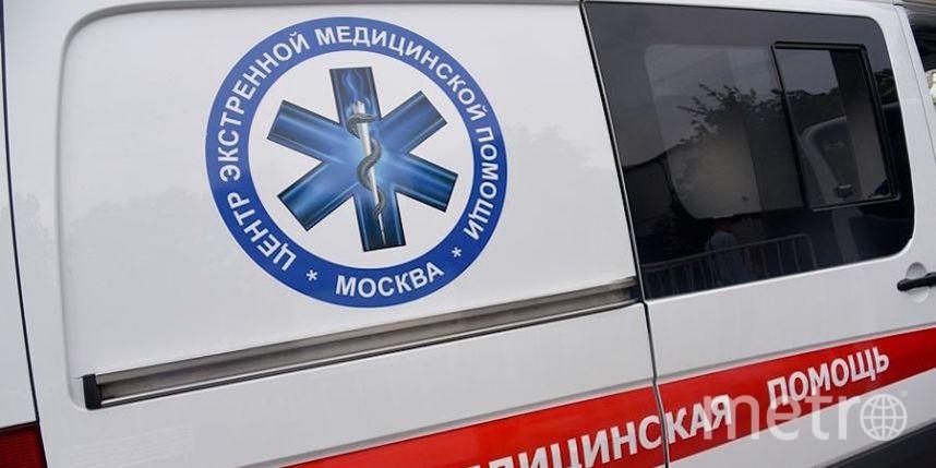 Женщина выжила, упав с14-го этажа в столице