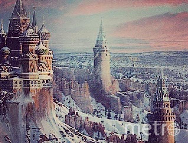 Работа Ангелины Струговой. Фото Instagram/mskdreams