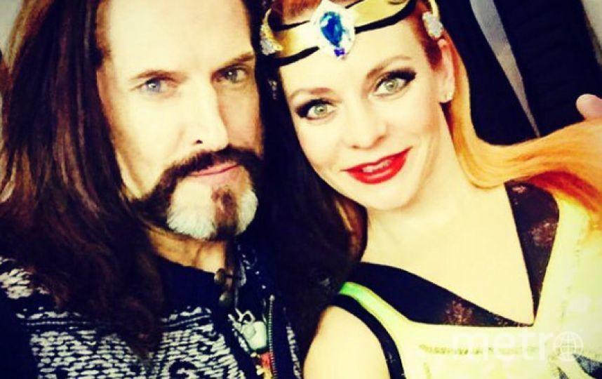 Марина Анисина с бывшим супругом Никитой Джигурдой. Фото Скриншот instagram.com