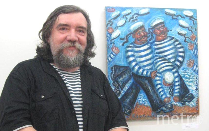 Дмитрий Шагин.
