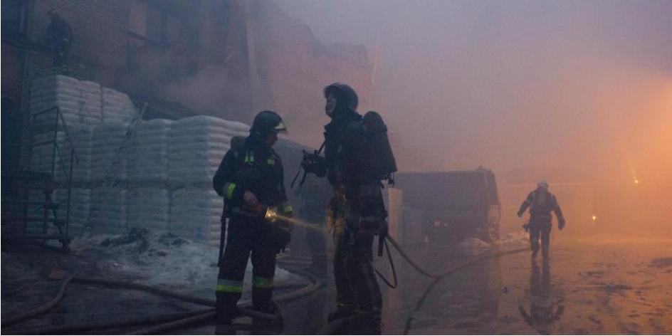 Фото с места происшествия. Фото 78.mchs.gov.ru