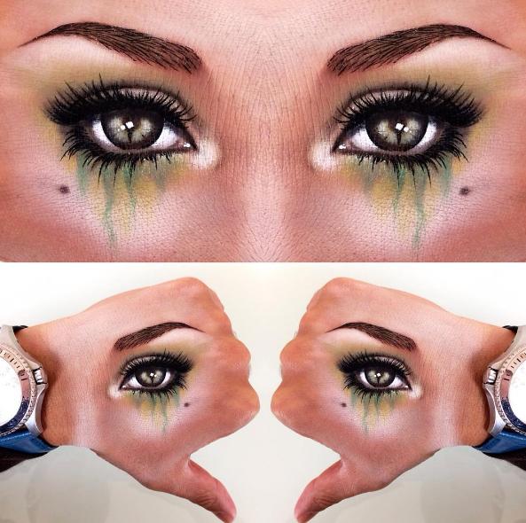 Два глаза и две руки. Фото www.instagram.com/m_keeeeen2