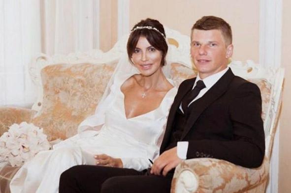 Свадьба Андрея Аршавина и Алисы Кузьминой. Фото www.instagram.com/okmagazine_ru