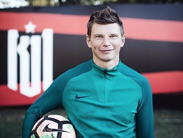 Футболист Андрей Аршавин. Фото www.instagram.com/smirnov_9
