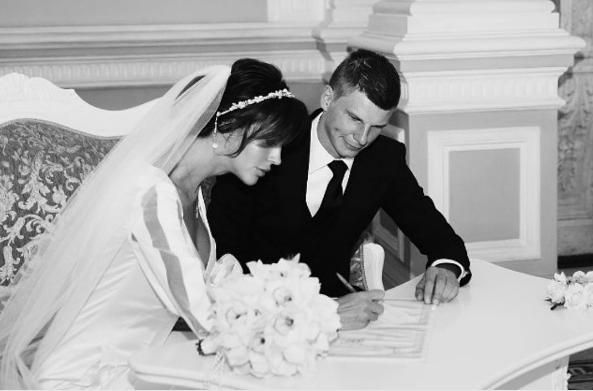 Свадьба Андрей и Алисы Аршавиных. Фото www.instagram.com/modatopical