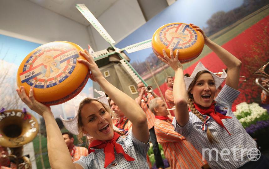 Россиян накажут за ввоз санкционных продуктов. Фото Getty