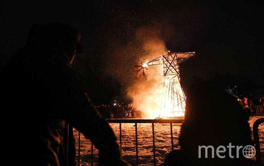 Где сожгут Масленицу? Фото Getty