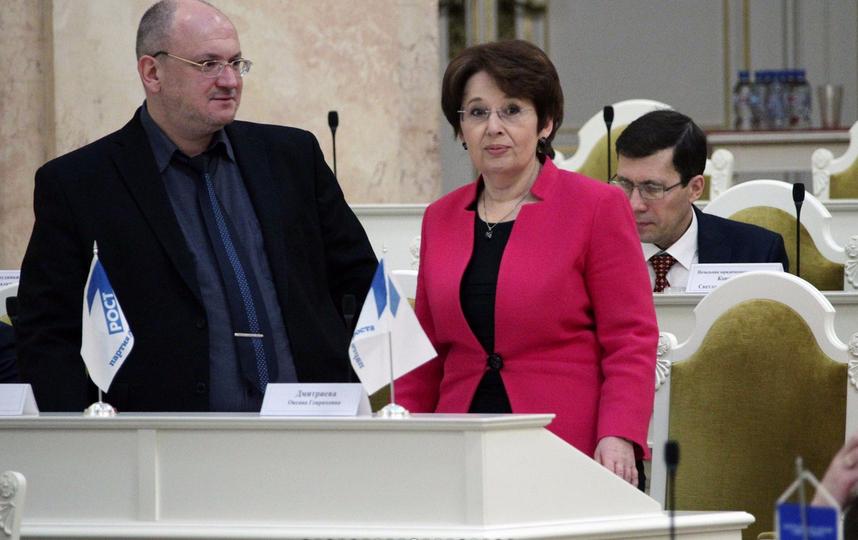 Депутаты ЗакСа разделились при голосовании за кандидатуру вице-губернатора. Фото assembly.spb.ru