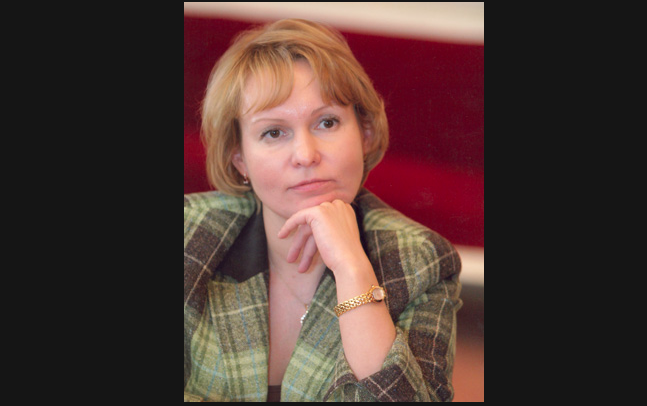 Анна Митянина - новый вице-губернатор Петербурга. Фото gov.spb.ru