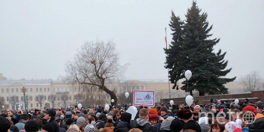 В северной столице предлагают приравнять встречи сдепутатами кмитингам