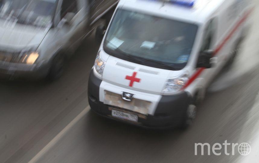 """В больнице мальчик пробыл всего три часа. Фото """"Metro"""""""