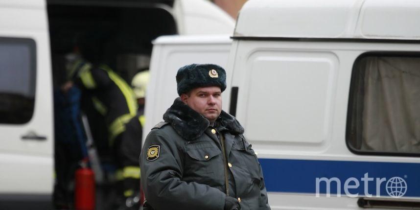 В столицеРФ схвачен подозреваемый впопытке взлома банкомата с10 млн руб.