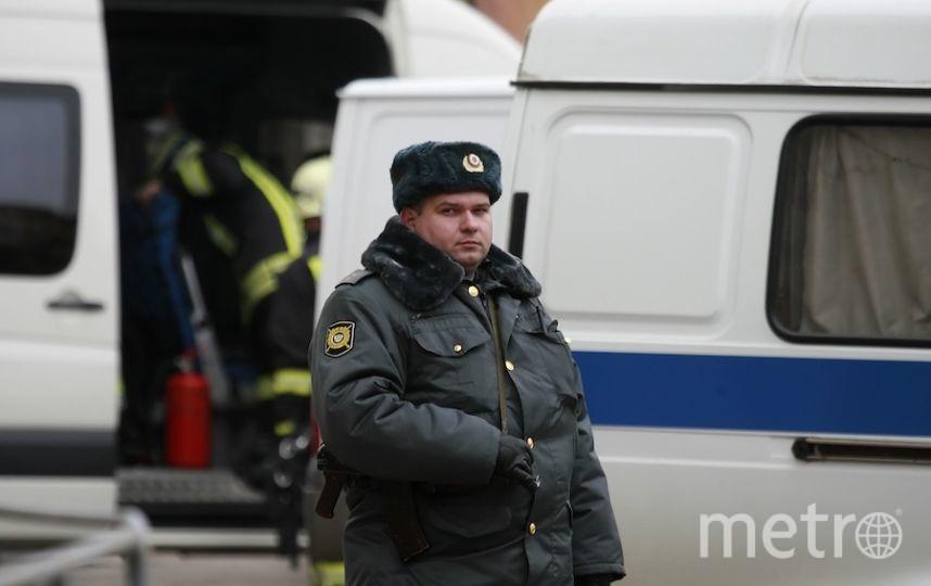 """Через какое-то время этого """"сапёра"""" задержали сотрудники уголовного розыска. Фото Getty"""