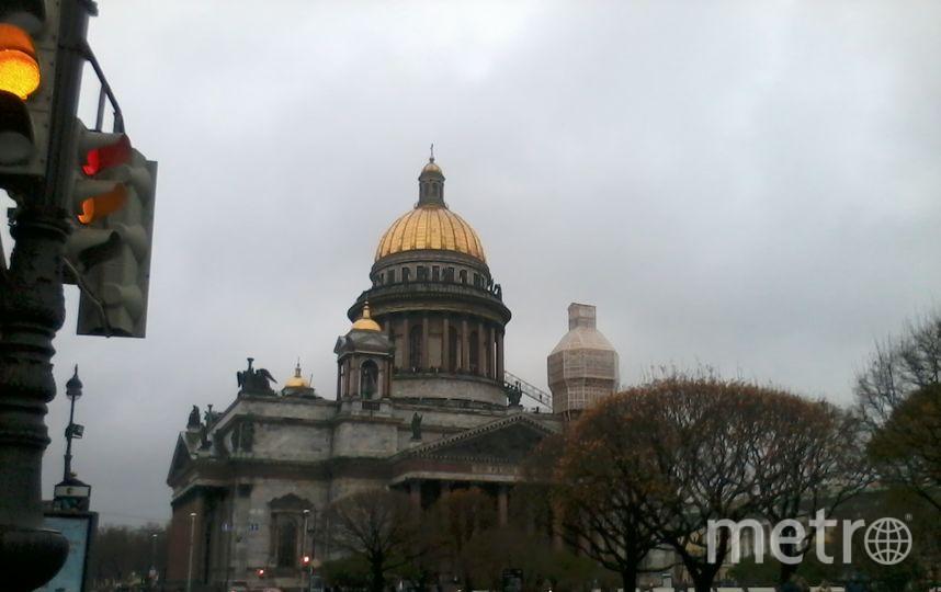 """Исаакиевский собор. Фото """"Metro"""""""