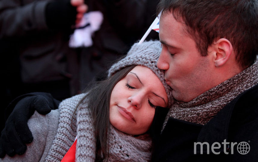 """""""К счастью, у меня есть муж, который во всем меня поддерживает"""", – говорит Кэти. (Фото из архива). Фото AFP"""