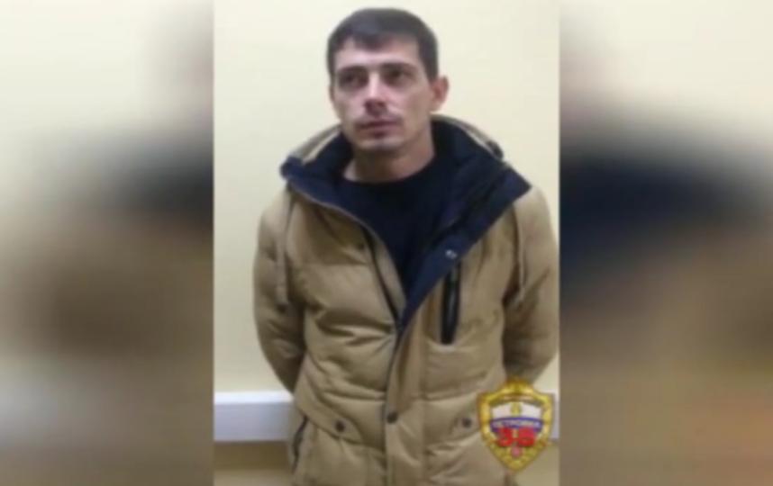 30-летний взломщик из Москвы. Фото скриншот с сайта МВД