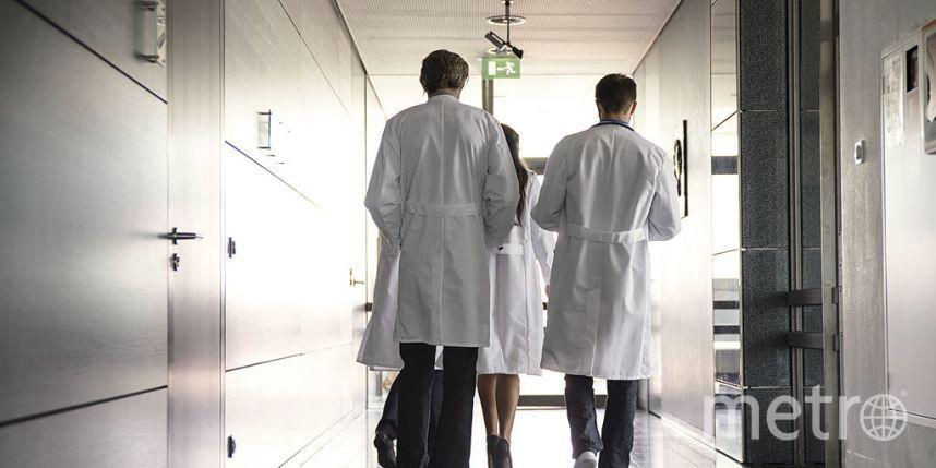 В учреждения здравоохранения москвичи чувствуют себя... небезопасно. Фото Getty
