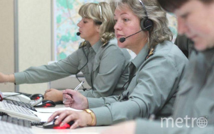 Больше всего москвичи доверяют сотрудникам МЧС. Фото РИА Новости