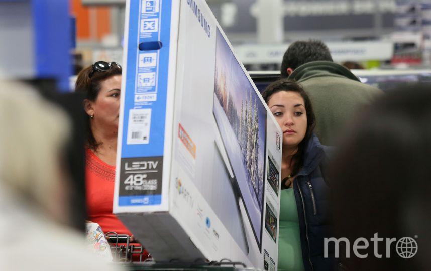 В рамках масштабных распродаж ритейлеры увеличивают число скидок в три раза. Фото Getty