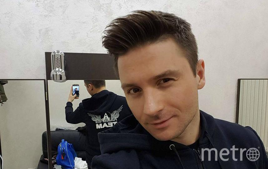 Сергей Лазарев. Фото instagram.com/lazarevsergey