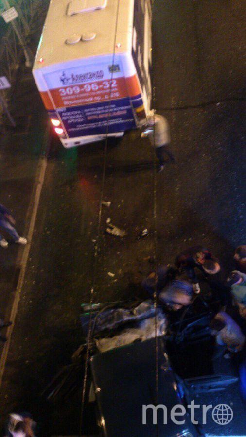 В Петербурге осудят виновника ДТП со смертельным исходом. Фото «ДТП и ЧП | Санкт-Петербург»