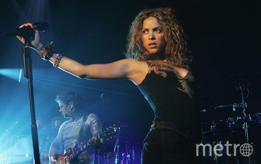Певица Шакира и ее муж Жерар Пике отмечают день рождения в один день. Фото Getty