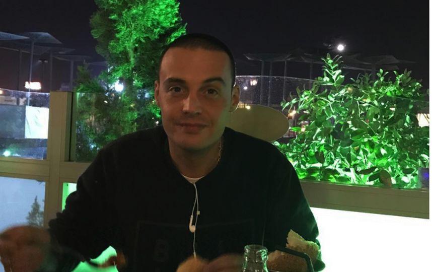 Рэпер Гуф (Алексей Долматов). Фото Скриншот instagram.com