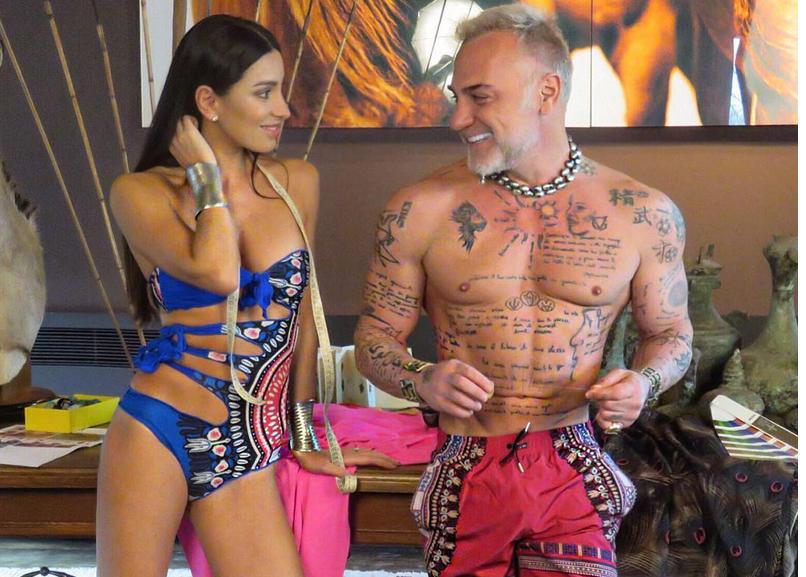 Танцующий миллионер Джанлука Вакки снова взорвал соцсети новым танцем. Фото Скриншот instagram.com